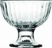 Креманка 250 мл рифленая Bistro [1130222, 51018/b]